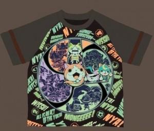 妖怪ウォッチ 光るパジャマDX 暗い場所画像