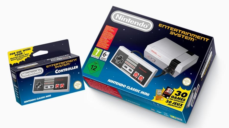 Nintendo Classic Mini:NES 2